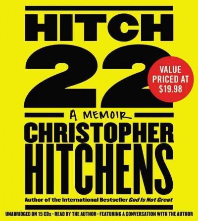 Hitch-22: A Memoir (CD-Audio)
