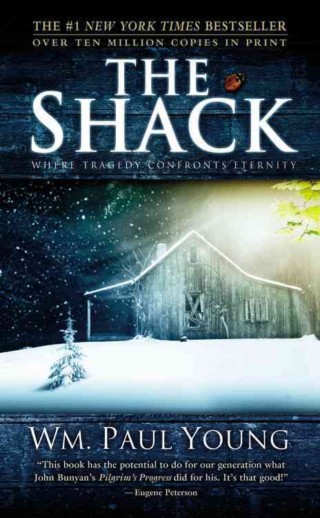 The Shack: Where Tragedy Confronts Eternity (Paperback) - Thumbnail 0