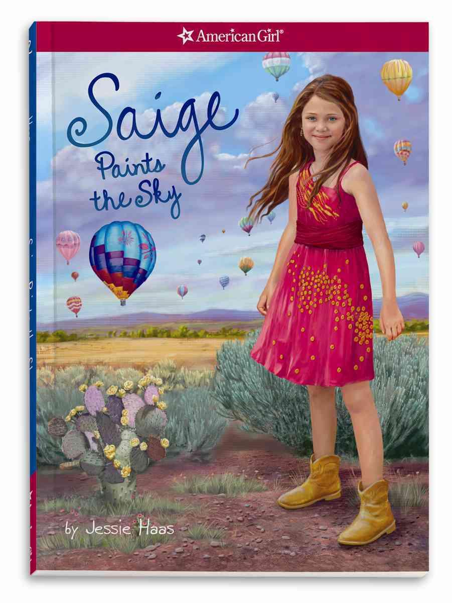 Saige: Paints the Sky (Hardcover)