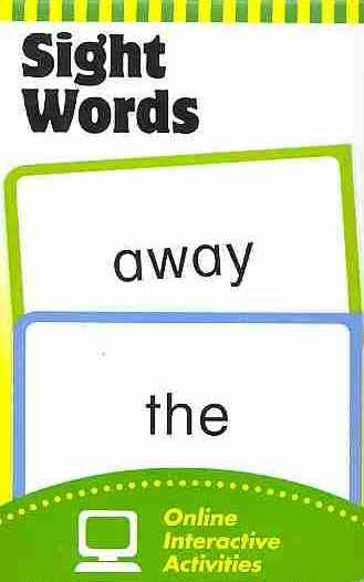 Sight Words (Cards)