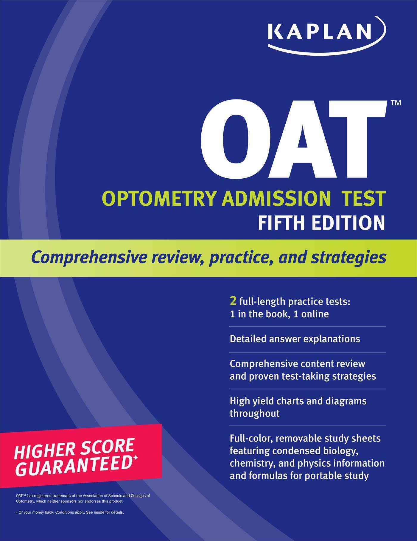 Kaplan OAT (Paperback)