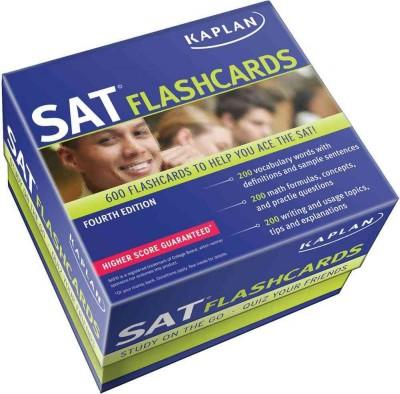 Kaplan SAT Flashcards (Cards)