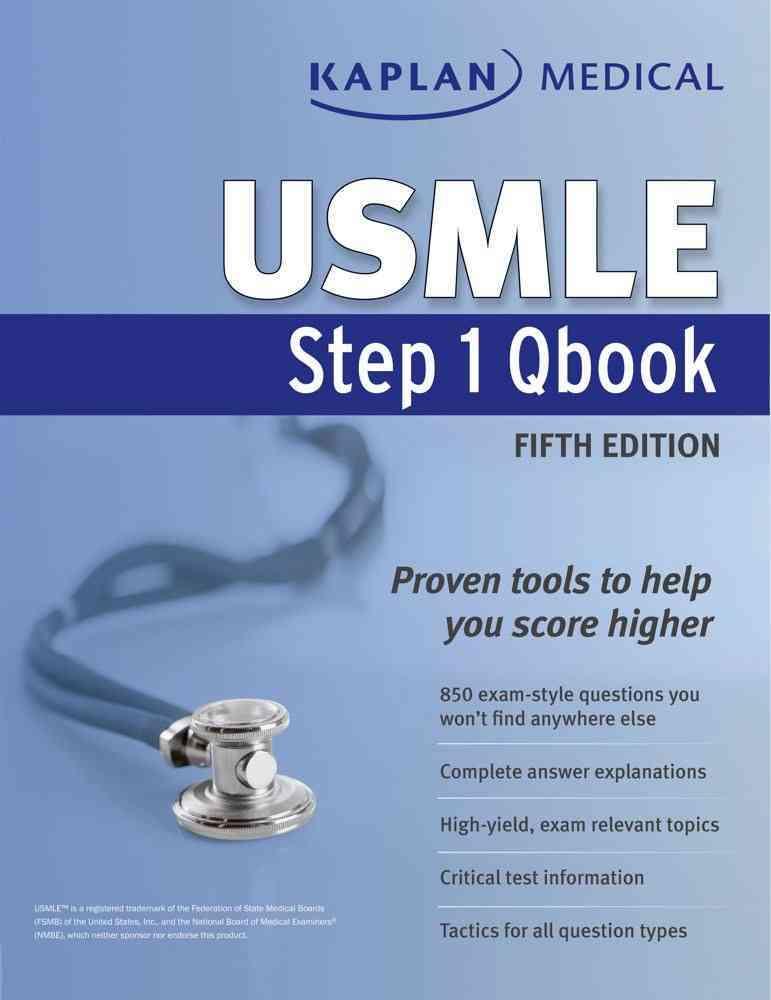 Kaplan USMLE Step 1 Qbook (Paperback)