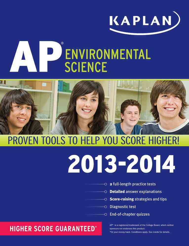 Kaplan AP Environmental Science 2013-2014 (Paperback) - Thumbnail 0