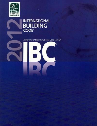 International Building Code 2012 (Paperback)