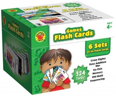 Games Flash Cards (Cards)