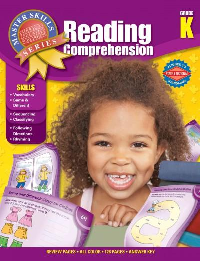 Reading Comprehension Grade K (Paperback)