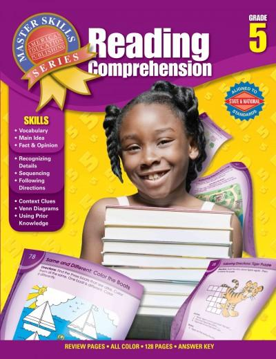 Reading Comprehension, Grade 5 (Paperback)