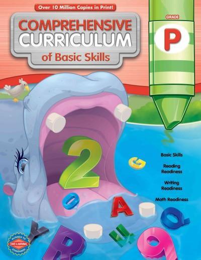 Comprehensive Curriculum of Basic Skills: Grade P (Paperback)