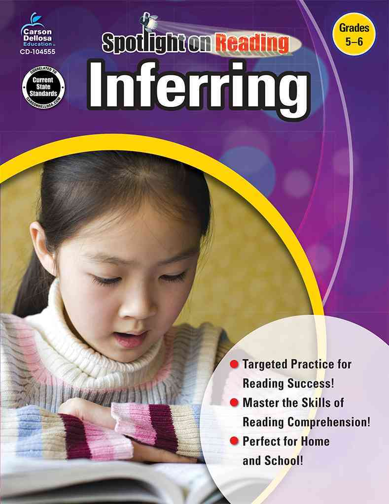 Inferring: Grades 5-6 / Ages 10-11 (Paperback)