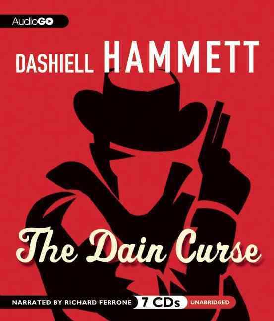 The Dain Curse (CD-Audio)