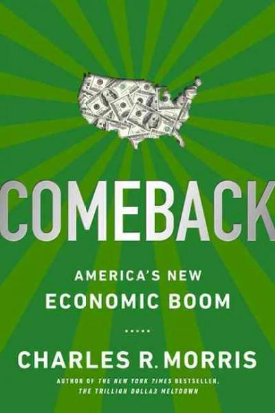 Comeback: America's New Economic Boom (Paperback)