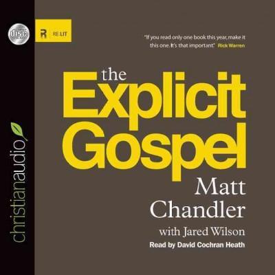 The Explicit Gospel (CD-Audio)