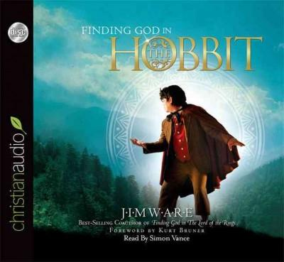 Finding God in The Hobbit (CD-Audio)