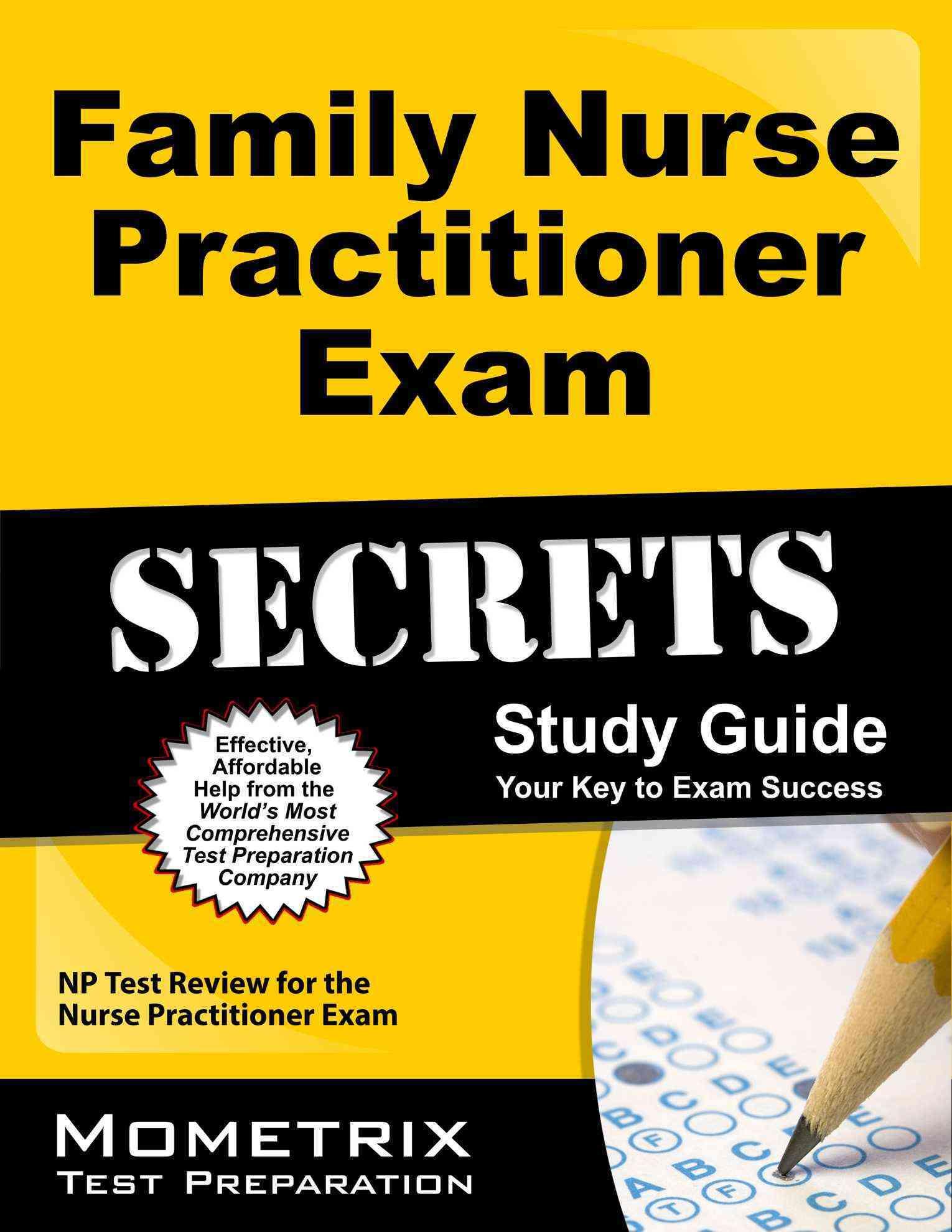 Family Nurse Practitioner Exam Secrets: NP Test Review for the Nurse Practitioner Exam (Paperback)