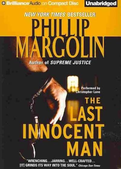 The Last Innocent Man (CD-Audio)