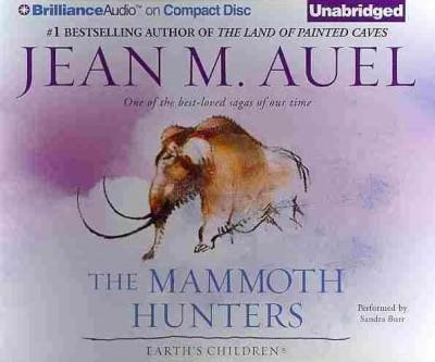 The Mammoth Hunters (CD-Audio) - Thumbnail 0