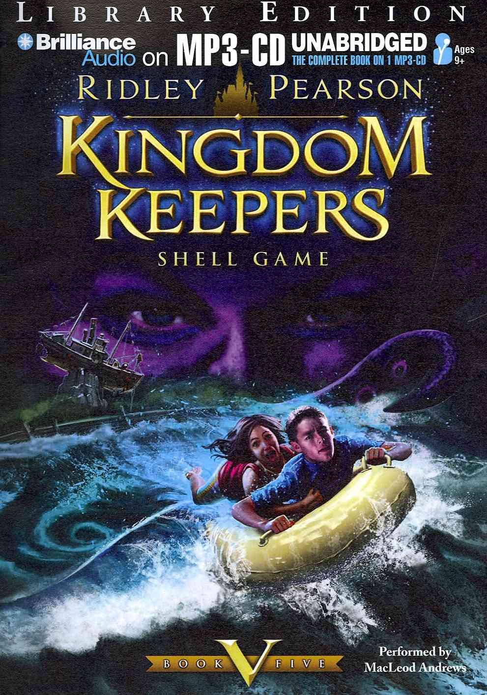 Shell Game: Library Edition (CD-Audio)