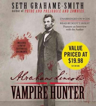 Abraham Lincoln: Vampire Hunter (CD-Audio)