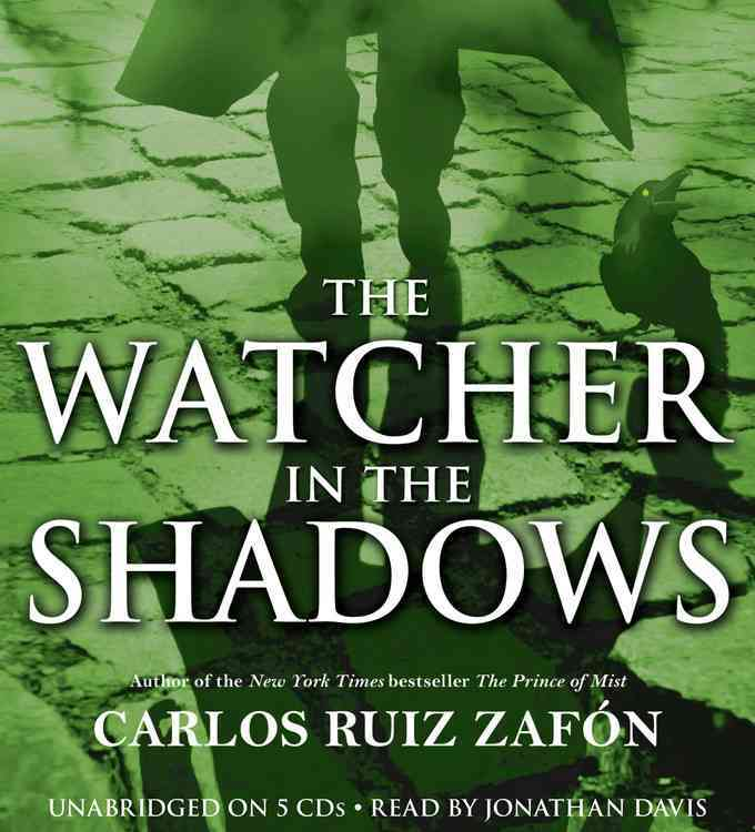The Watcher in the Shadows (CD-Audio)