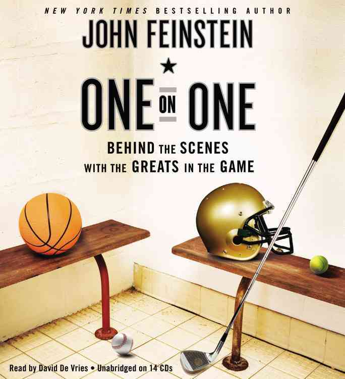 One on One: Behind the Scenes With the Greats in the Game (CD-Audio)