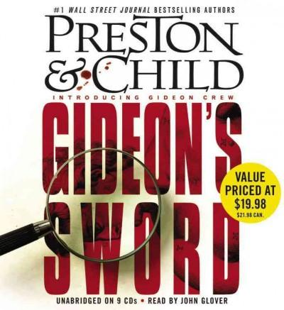 Gideon's Sword (CD-Audio)