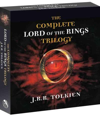 The Complete Lord of the Rings Trilogy (CD-Audio) - Thumbnail 0