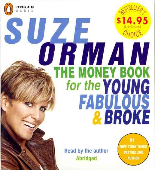 The Money Book for the Young, Fabulous & Broke (CD-Audio)
