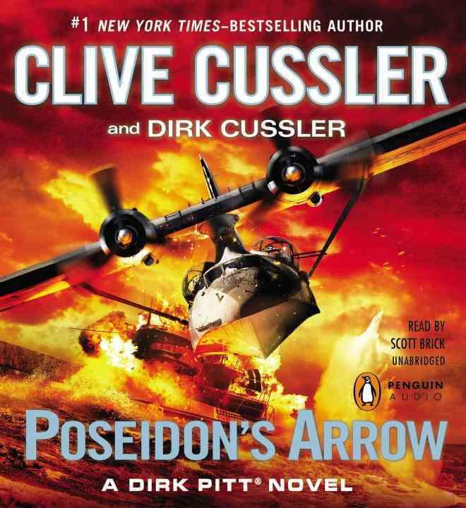 Poseidon's Arrow (CD-Audio)