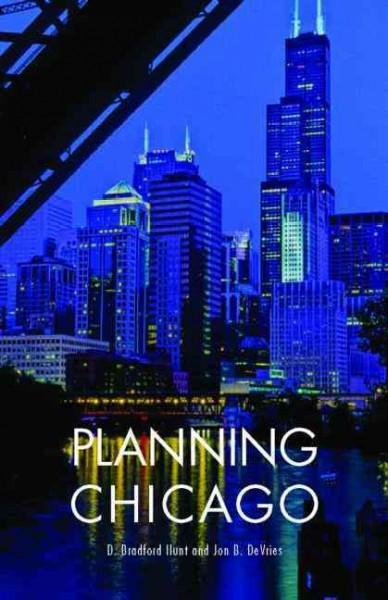 Planning Chicago (Paperback)