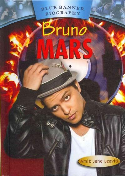 Bruno Mars (Hardcover)