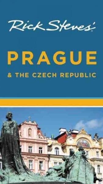Rick Steves' Prague & the Czech Republic (Paperback)