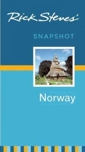 Rick Steves' Snapshot Norway (Paperback)
