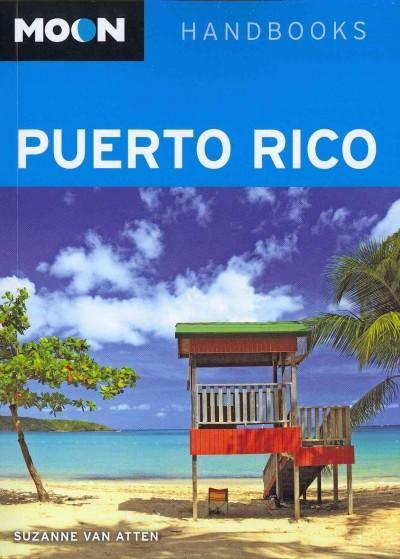 Moon Puerto Rico (Paperback)