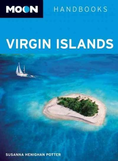Moon Handbooks Virgin Islands (Paperback)