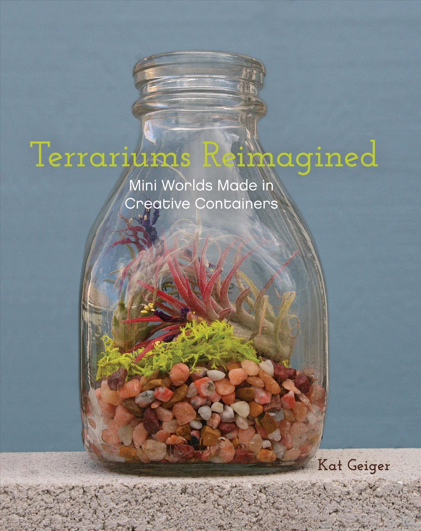 Terrariums Reimagined: Mini Worlds Made in Creative Containers (Paperback)