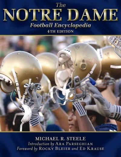 The Notre Dame Football Encyclopedia (Paperback)