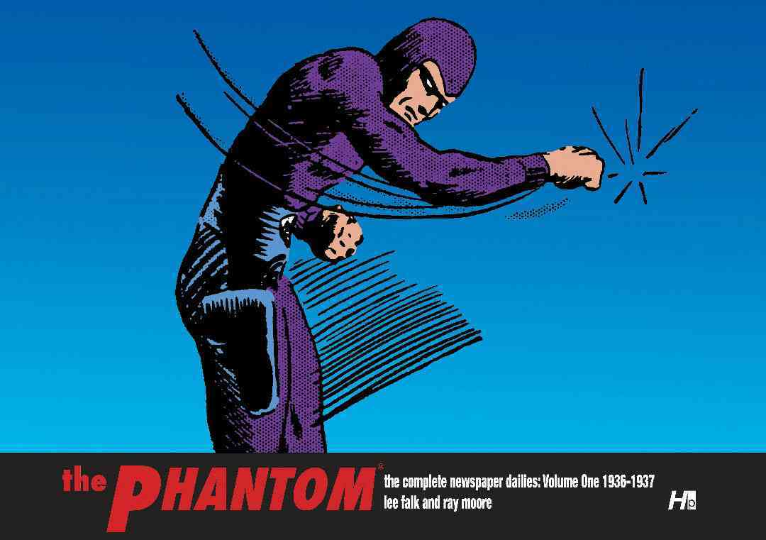 The Phantom: The Complete Newspaper Dailies Volume 1 (1936-1937) (Hardcover) - Thumbnail 0