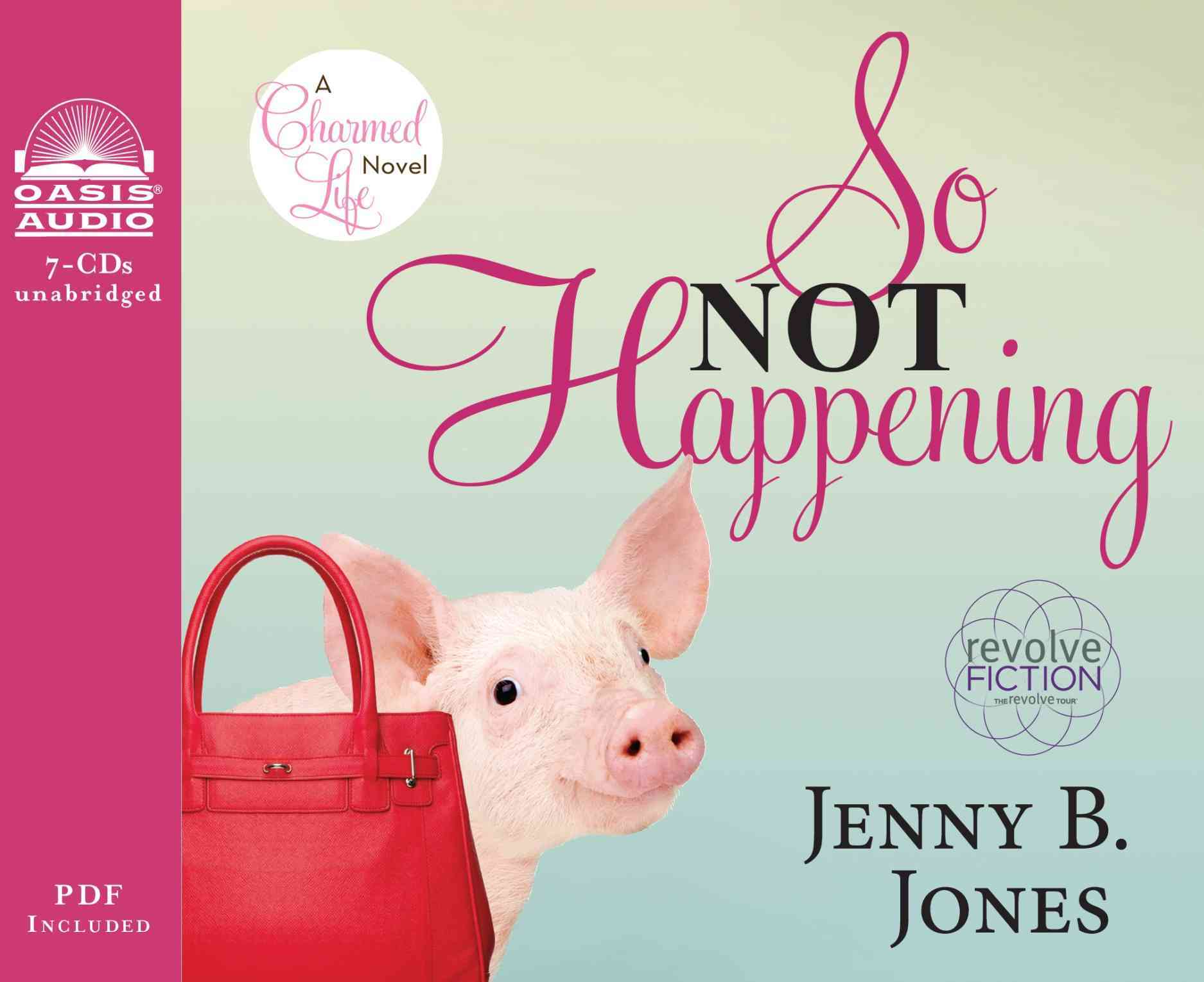 So Not Happening: Pdf Included (CD-Audio)