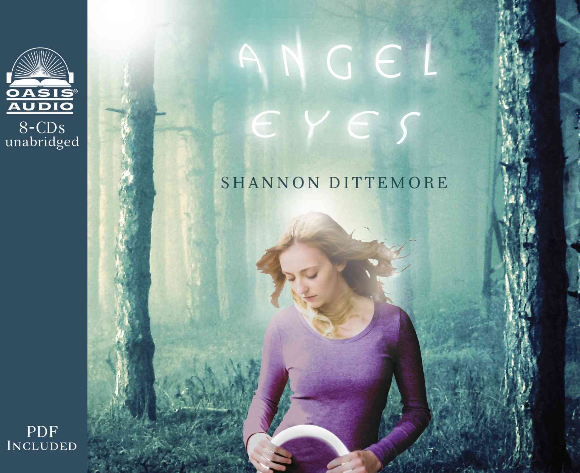 Angel Eyes: Pdf Included (CD-Audio)