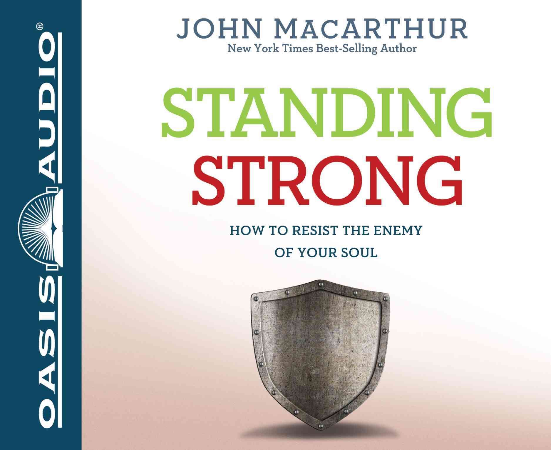 Standing Strong: How to Resist the Enemy of Your Soul: PDF material included (CD-Audio)