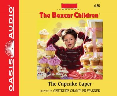 The Cupcake Caper (CD-Audio)