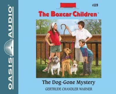 The Dog-Gone Mystery (CD-Audio)