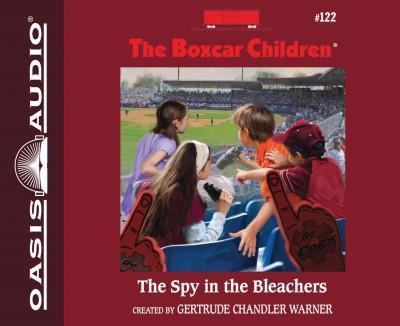 The Spy in the Bleachers (CD-Audio)