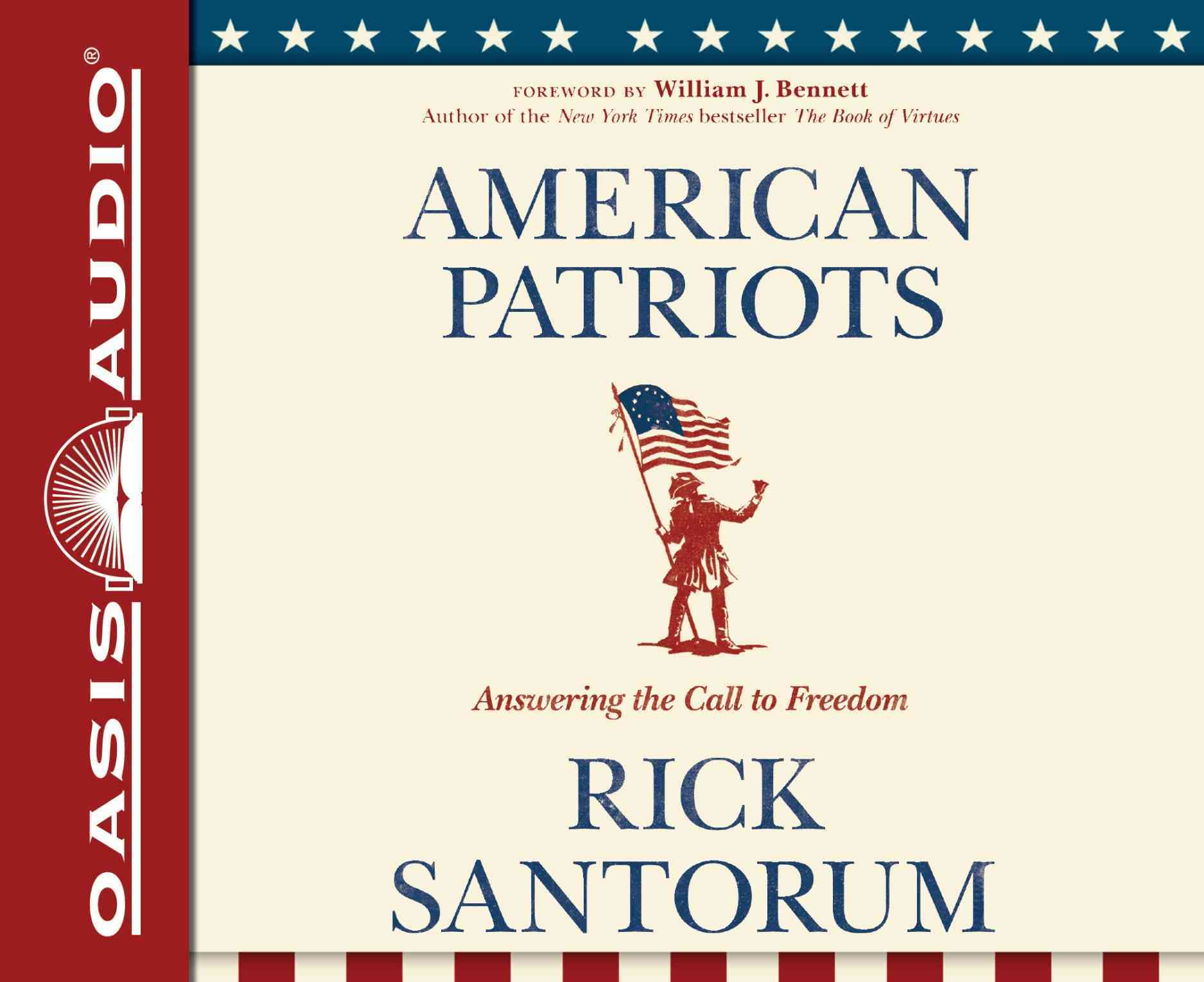 American Patriots: Answering the Call to Freedom (CD-Audio)