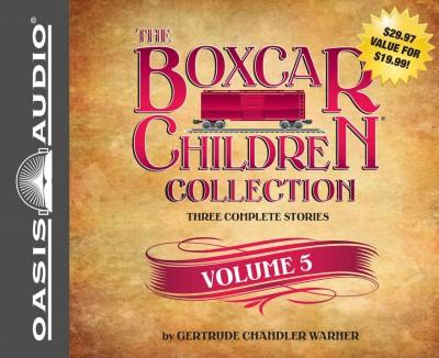 The Boxcar Children Collection: Snowbound Mystery, Tree House Mystery, Bicycle Mystery (CD-Audio)