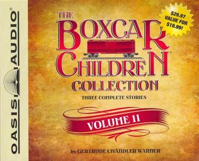 The Boxcar Children Collection: The Mystery of the Singing Ghost, The Mystery in the Snow, The Pizza Mystery (CD-Audio)