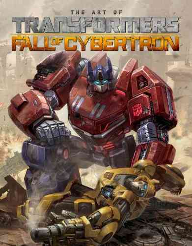 The Art of Transformers: Fall of Cybertron (Hardcover)