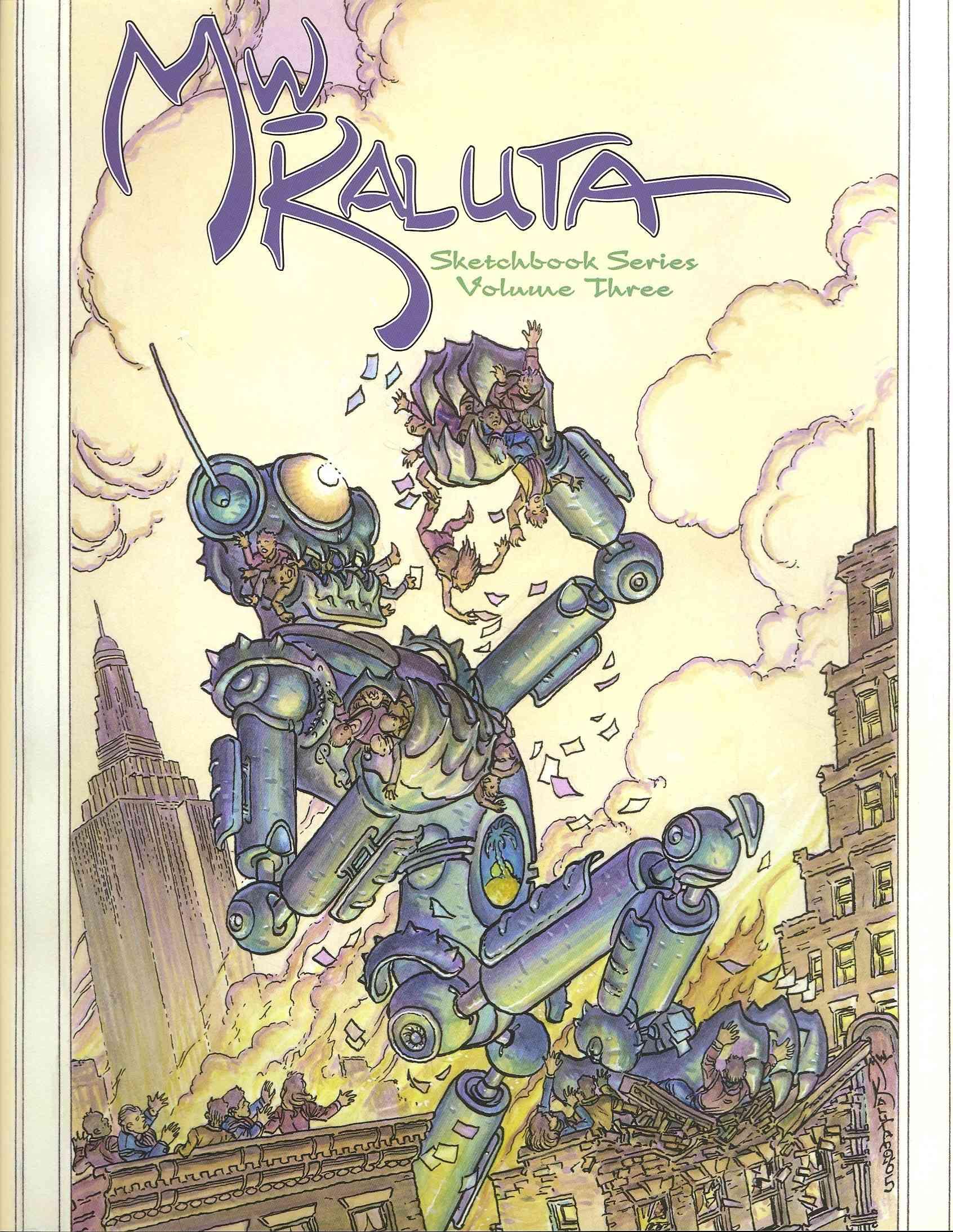 Michael Wm. Kaluta (Paperback)