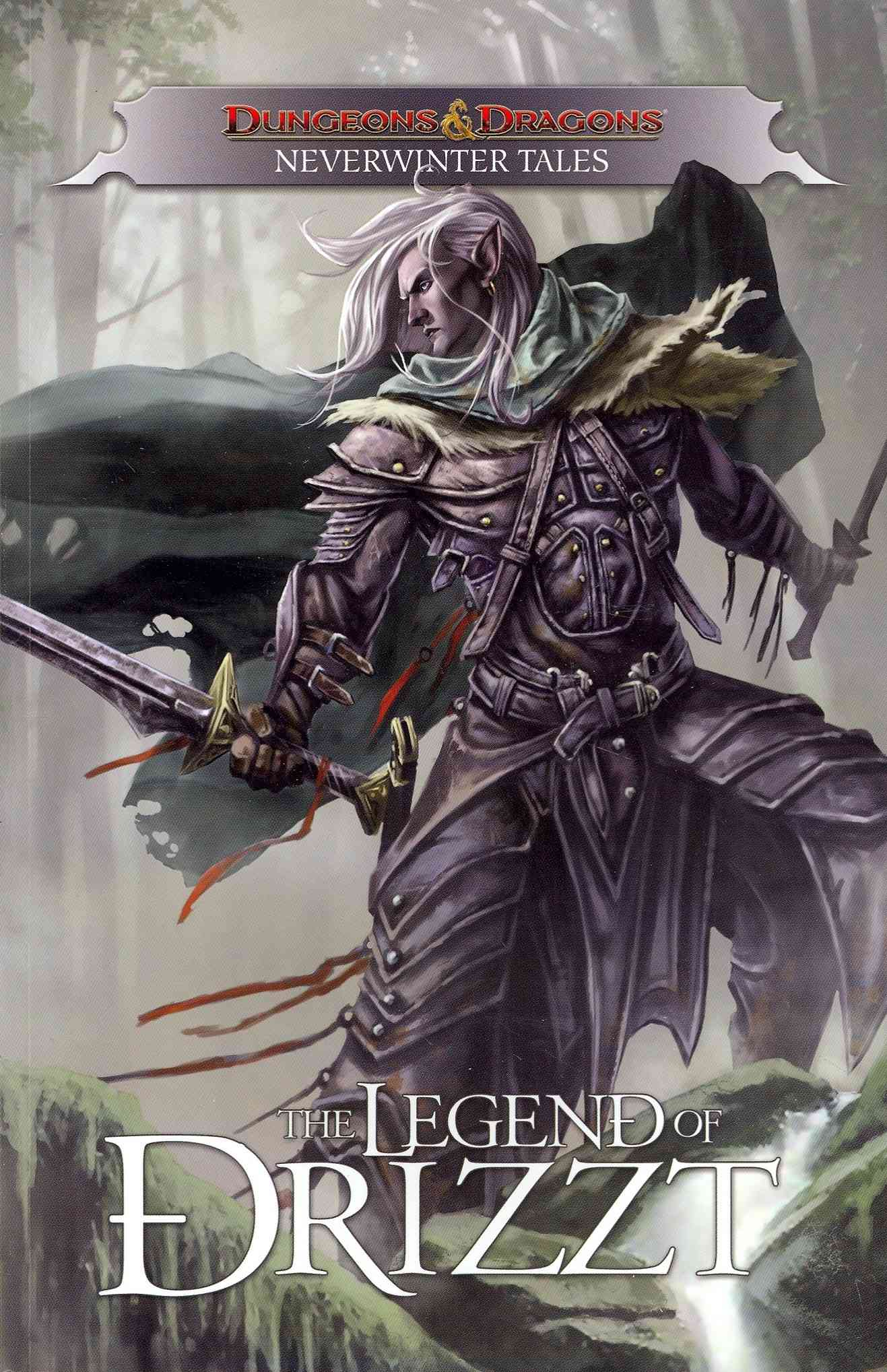 The Legend of Drizzt: Neverwinter Tales (Paperback)